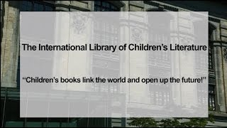 International Library of Children's Literature PR video (English) thumbnail