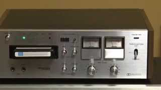 Pioneer Centrex RH-65 Stereo 8 Track Tape Deck Player/Recorder.mov
