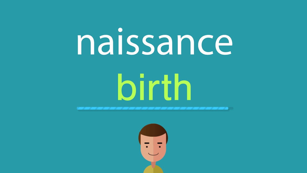 dire sa date de naissance en anglais