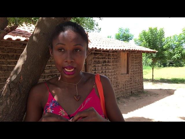 Emília Carla Costa Leite, quilombola, fala sobre os desafios da juventude