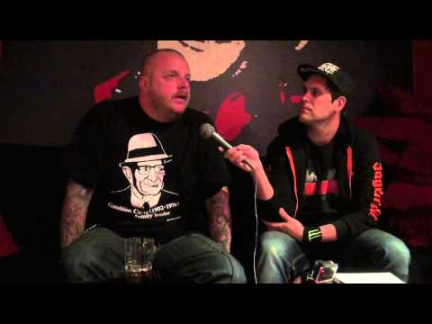 The Haunted Interview Marco Aro 2014
