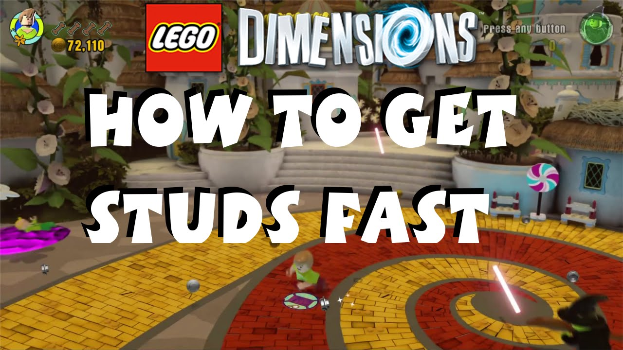 How to Make Money Fast in <b>Lego Dimensions</b> (Best I&#39;ve Found) - YouTube