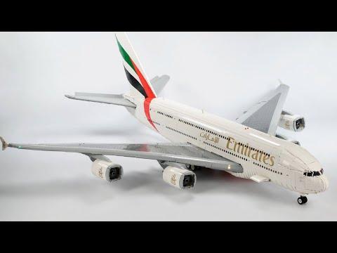 LEGO Emirates A380 Model | Emirates Airline