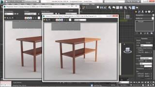 Autodesk 3ds Max 2014.Запись обучения. Урок 6