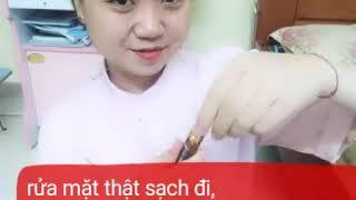 Trị mụn Linh Sâm siêu tốc 24 h