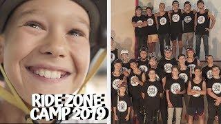 RIDE ZONE CAMP 2019 - Extrém NyáriTábor Zozo Kempf módra !