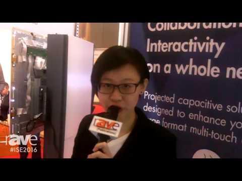 ISE 2016: Cima NanoTech Demonstrates Stylus Capabilities