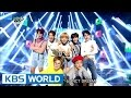 NCT DREAM - Chewing Gum [Music Bank / 2016.09.23]