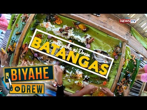 Biyahe ni Drew: Backpacking in Batangas | Full Episode