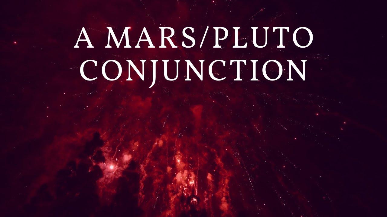 Mars/Pluto Conjunction and Mercury/Saturn Square