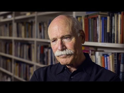 Stanford's Tobias Wolff Talks About a Favorite Novel - YouTube