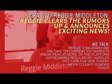 Exclusive: Reggie Middleton of Veritaseum Clears Up Rumors & Announces Exciting News!