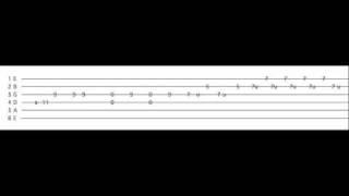 AC/DC - Evil Walks Guitar Tutorial