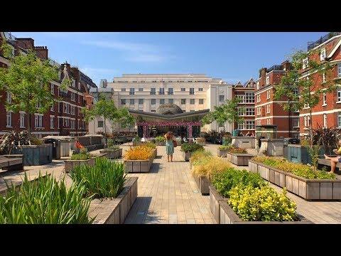 Walking London's Mayfair - Bond Street, Brown Hart Gardens And Berkeley, Grosvenor & Hanover Squares