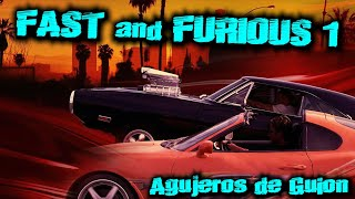 Agujeros de Guión: FAST AND FURIOUS 1 (2001) - Rápidos y Furiosos 1 (Errores, review y resumen)