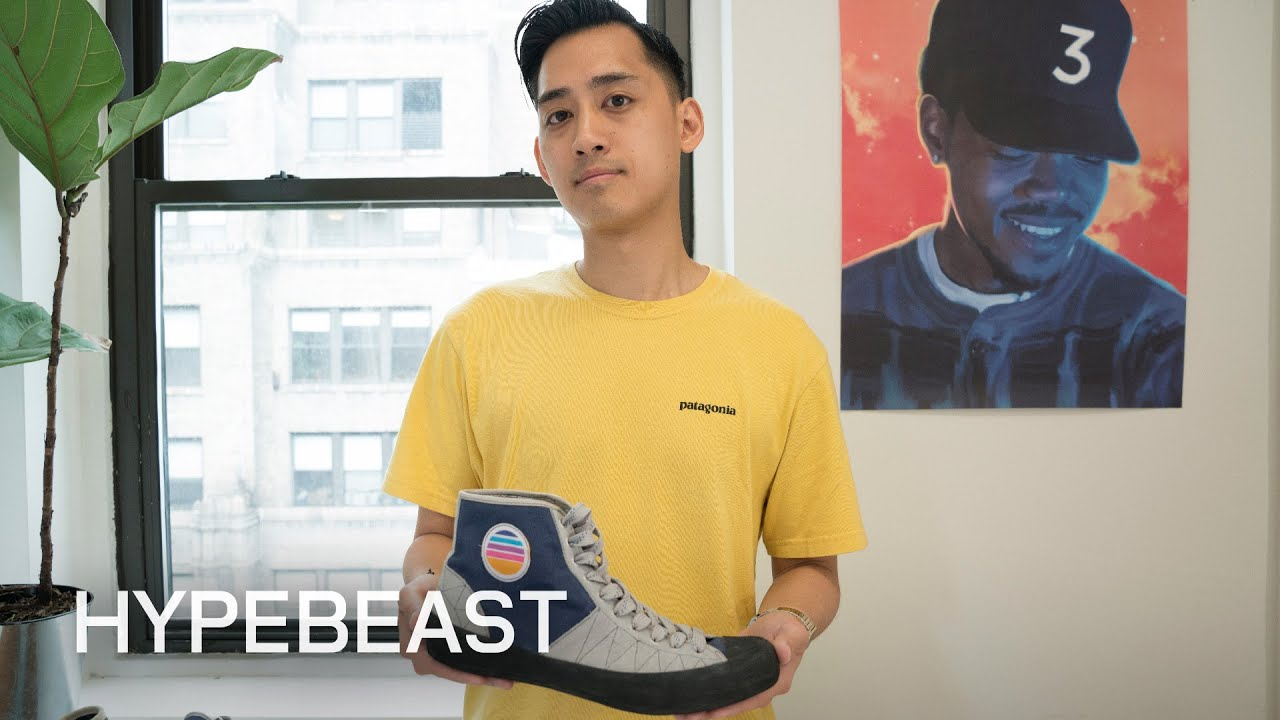 Designing a Sneaker from Scratch with