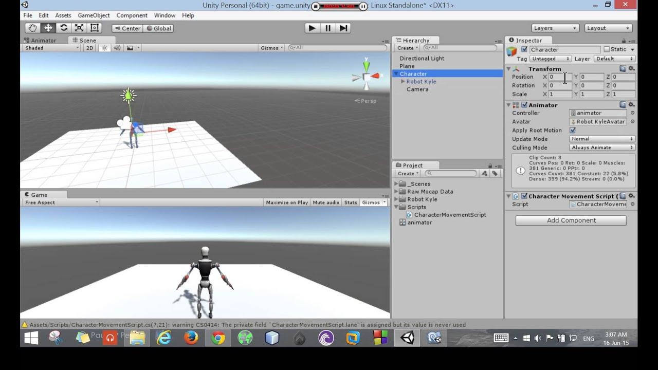 Unity Jump Script 3d