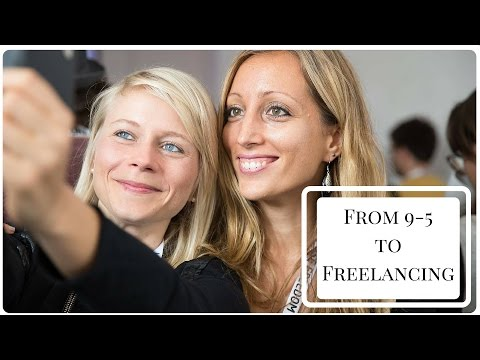 From 9-5 to freelancing