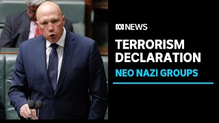 Neo-Nazi group to become first right-wing terrorist organisation listed in Australia | ABC News