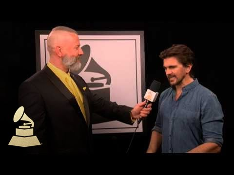Juanes In The One-On-One Room | GRAMMYs