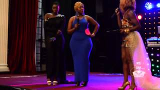 Final   Miss African Beauty Curve 2014 official video