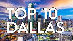 ✅ TOP 10: Things To Do In Dallas