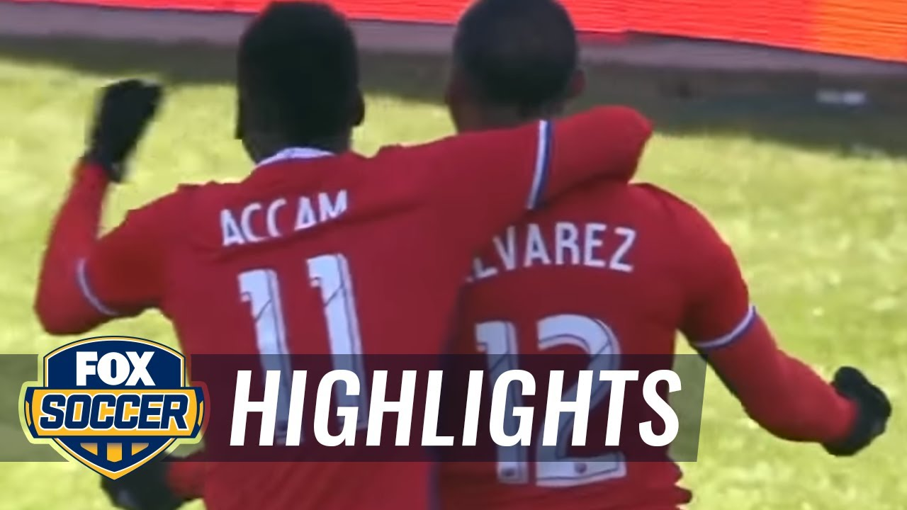 best authentic ce471 bc719 Chicago Fire vs. Real Salt Lake | 2017 MLS Highlights