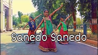 Sanedo  Sanedo [ Full Video Song ] Mitron [ Darshan Raval ] Dance Choreography