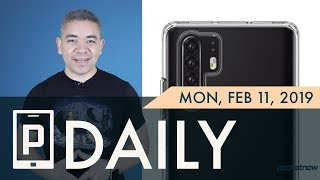 Huawei P30 Pro case renders, Galaxy S10 color variant leaks & more - Pocketnow Daily