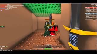 JoeMavGames - UnderGround War ROBLOX