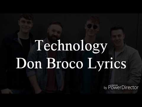 Don Broco || Technology || Lyrics