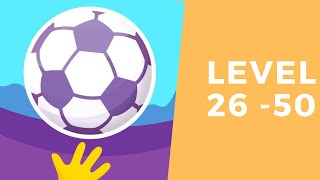 Cool Goal Game Walkthrough Level 26-50