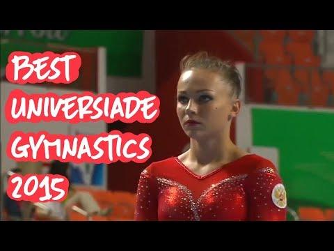Best Universiade Gymnastics 2015