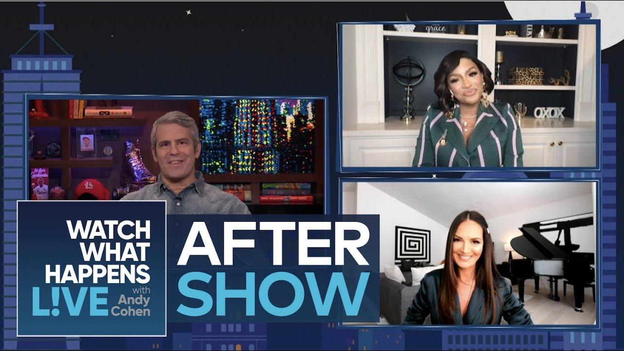 After Show: Drew Sidora & Lisa Barlow's Cringeworthy Moments