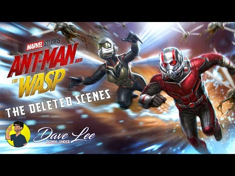 ANT-MAN AND THE WASP - Deleted Scenes