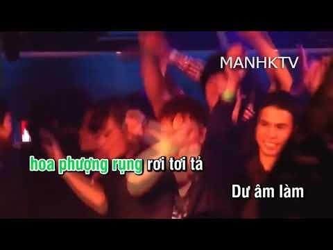 Karaoke  Ba Tháng Tạ Từ Remix   Lâm Chấn Khang