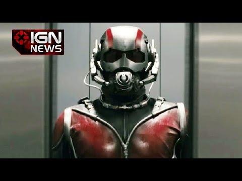 Rawson Thurber The Latest Director to Skip Ant-Man - IGN News