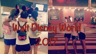 Disney World Vlogs 2017 | Travel Day