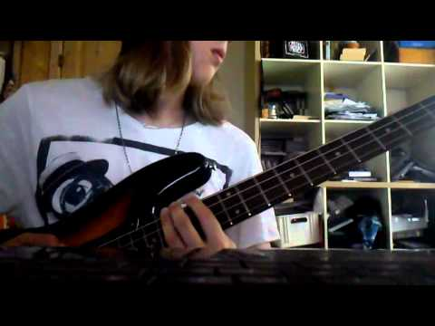 Tool - The Pot Bass Cover