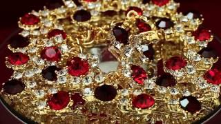видео Cваровски: из чего делают кристаллы сваровски для украшений
