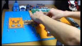 pokemon city papercraft