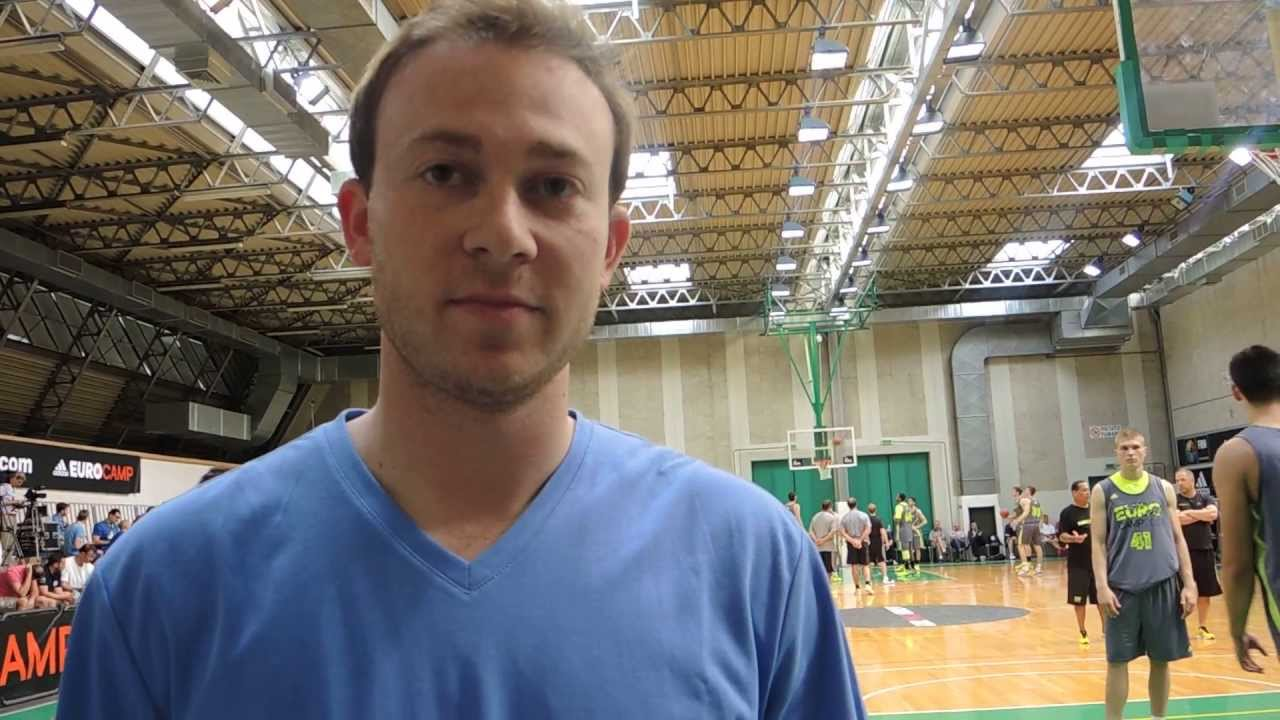 Kirk Lacob Interview at 2013 adidas EuroCamp in Treviso  YouTube