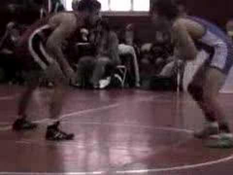 Zach Roberson vs. Corey Jantzen
