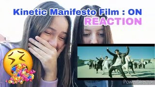 Gambar cover [REACTION] BTS (방탄소년단) 'ON' Kinetic Manifesto Film : Come Prima