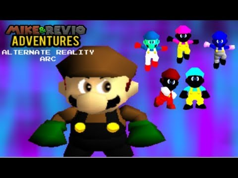 Mike & Revio Adventures Alternate Reality Arc Episode 2 Part 2