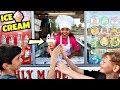 ALL TIANA'S ICE CREAM TRUCK VIDEOS!!