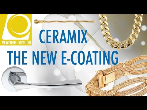 CERAMIX - Nano Ceramic E-Coating