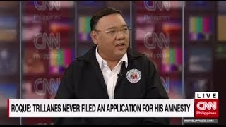 'The Source' speaks to Presidential Spokesperson Harry Roque