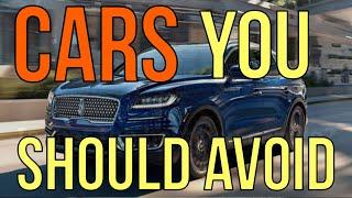 11 CARS YOU SHOULD NOT BUY! LEMONS OF 2020: LET CAR DEALERS KEEP THEM! The Homework Guy, Part 1 of 2