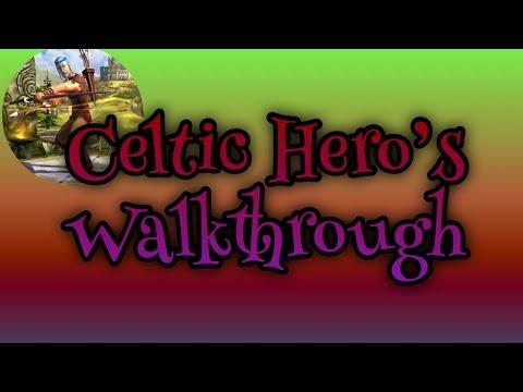 Celtic Hero's Walkthrough PART 1: Hitting level 5